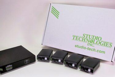 Studio Technologies_Party-Line Intercom Kit 2, DLP-Kit-02